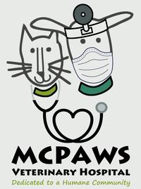 MCPAWS Veterinary Hospital Logo