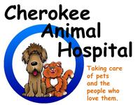 Cherokee Animal Hospital Logo