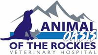 Animal Oasis of the Rockies Vet Hospital Logo
