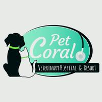 PetCoral Resort and Veterinary Logo